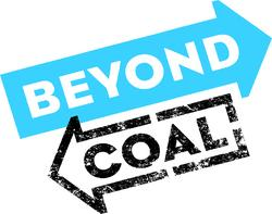 Beyond Coal: This is the logo of Beyond Coal, a national effort in the U.S. to move beyond coal as a fuel source.