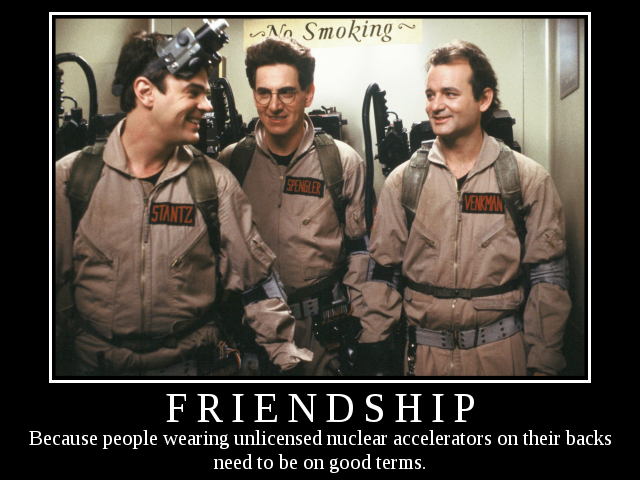 Funny Ghostbusters Quotes. QuotesGram