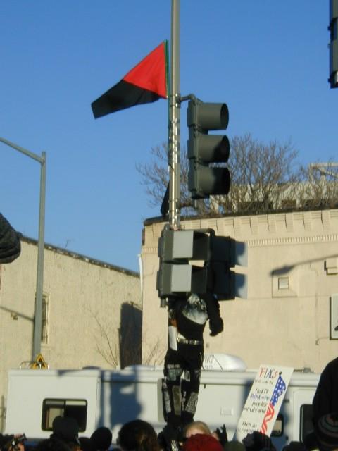 salaam shalom flag